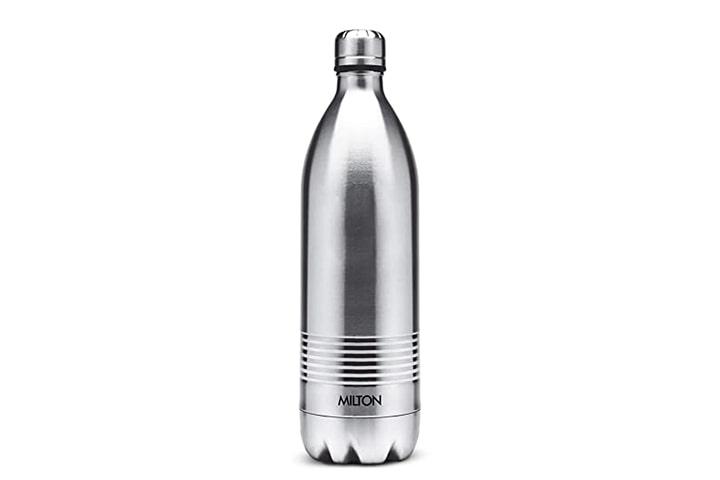 Milton Thermostat Stainless Steel Bottle