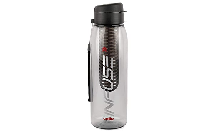 Cello Infuse Plastic Water Bottle