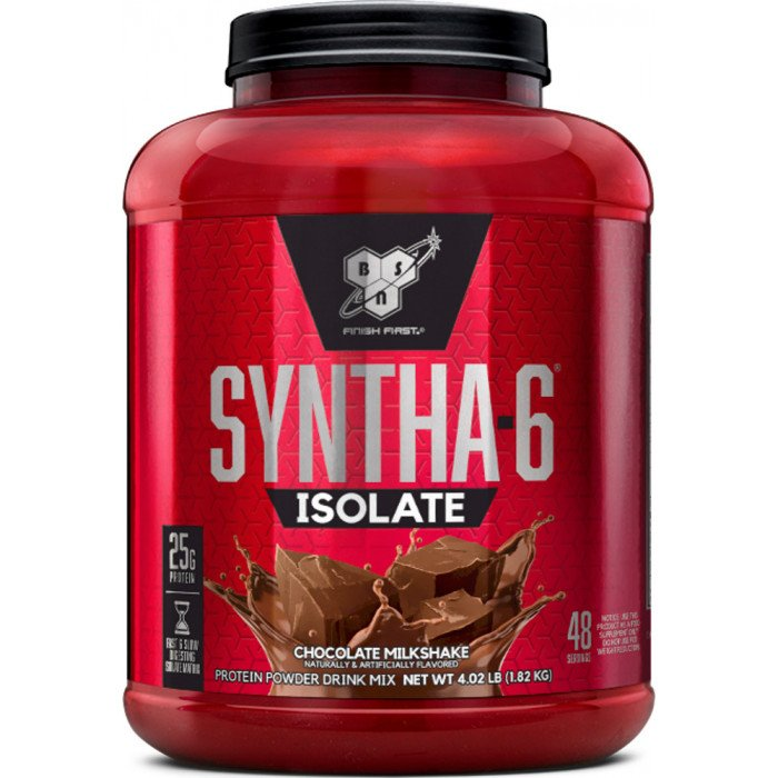 BSN: Syntha-6 Isolate Protein whey